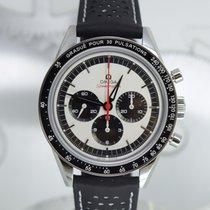 Omega Speedmaster Professional Moonwatch Acier 39.7mm Blanc Sans chiffres France, Cannes