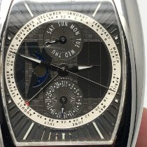 Charriol Steel Automatic Grey No numerals pre-owned