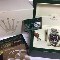 Rolex Submariner Date 16610LV Very good Steel 40mm Automatic UAE