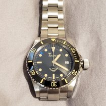 Squale Steel 42mm Automatic 1545VINC pre-owned