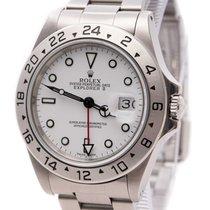 Rolex Explorer II 16570 1991 tweedehands