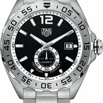 TAG Heuer Formula 1 Calibre 6 Steel 43mm Black Arabic numerals United States of America, California, Los Angeles