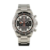 Tudor Heritage Chrono Acier 42mm France, Paris