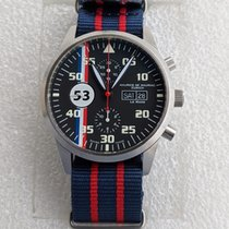 Maurice de Mauriac Steel 42mm Automatic pre-owned