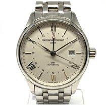 Frederique Constant Classics Index GMT Acier 42mm