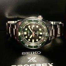Seiko Prospex Steel Green