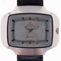 Omega Genève new 1973 Automatic Watch only 166.0123
