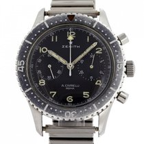 Zenith pre-owned Chronograph 43mm Black