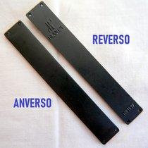 Hublot Parts/Accessories H 128 10 77 new Rubber Black