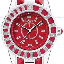 Dior Christal Steel Red United States of America, New York, Brooklyn