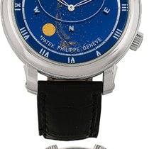 Patek Philippe White gold Automatic new Celestial