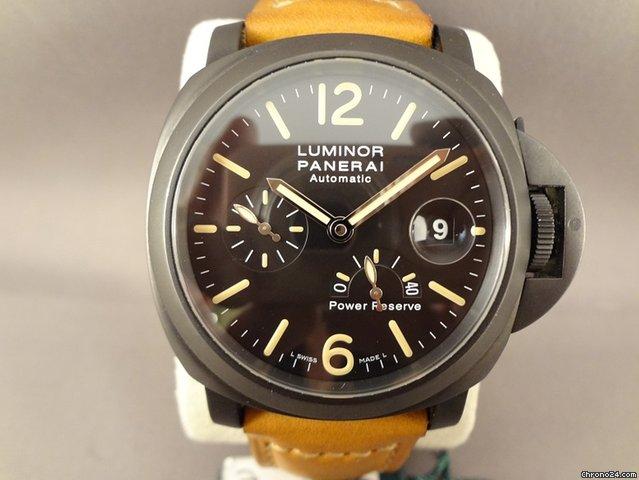 Panerai Luminor Power Reserve Pam00385 2012 подержанные