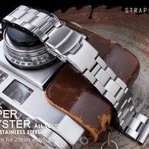 MiLTAT 20mm Super Oyster Watch Bracelet, common use