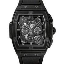 Hublot 601.CI.0110.RX Spirit of Big Bang All Black in Ceramic...