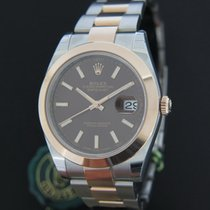 Rolex Datejust 41 Everosegold / Steel Gold Newest Model NEW