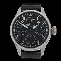 IWC Big Pilot's Perpetual Calendar Stainless Steel Gents...
