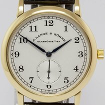 A. Lange & Söhne Yellow gold Manual winding 36mm pre-owned 1815