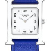 Hermès Steel 26mm Quartz Heure H new United States of America, New York, Airmont