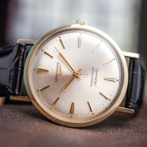Longines Grand Prize Steel/14k Gold Automatic Vintage