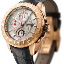 Villemont Red gold 44mm Automatic 1050.001 new