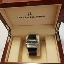 Officina del Tempo Steel Quartz pre-owned