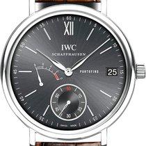 IWC Portofino 8 days 45mm elegante High End Herrenuhr
