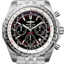 Breitling Bentley Motors Steel 49mm Black