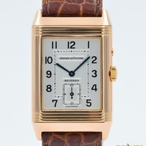 Jaeger-LeCoultre Reverso Duoface Night & Day Rose Gold w/Paper