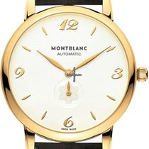 Montblanc Star Classique Yellow gold 39mm
