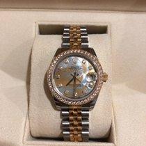 Rolex OYSTER PERPETUAL DATEJUST 31MM DIAMOND BEZEL 178383 SJDJ