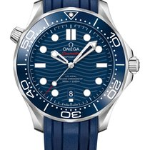 Omega Seamaster Diver 300 M Steel 42mm Blue United Kingdom, London