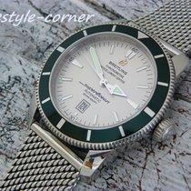 Breitling SuperOcean Heritage 46 A17320 seltene Ausführung