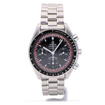 Omega Speedmaster Racing Stal 39mm Czarny