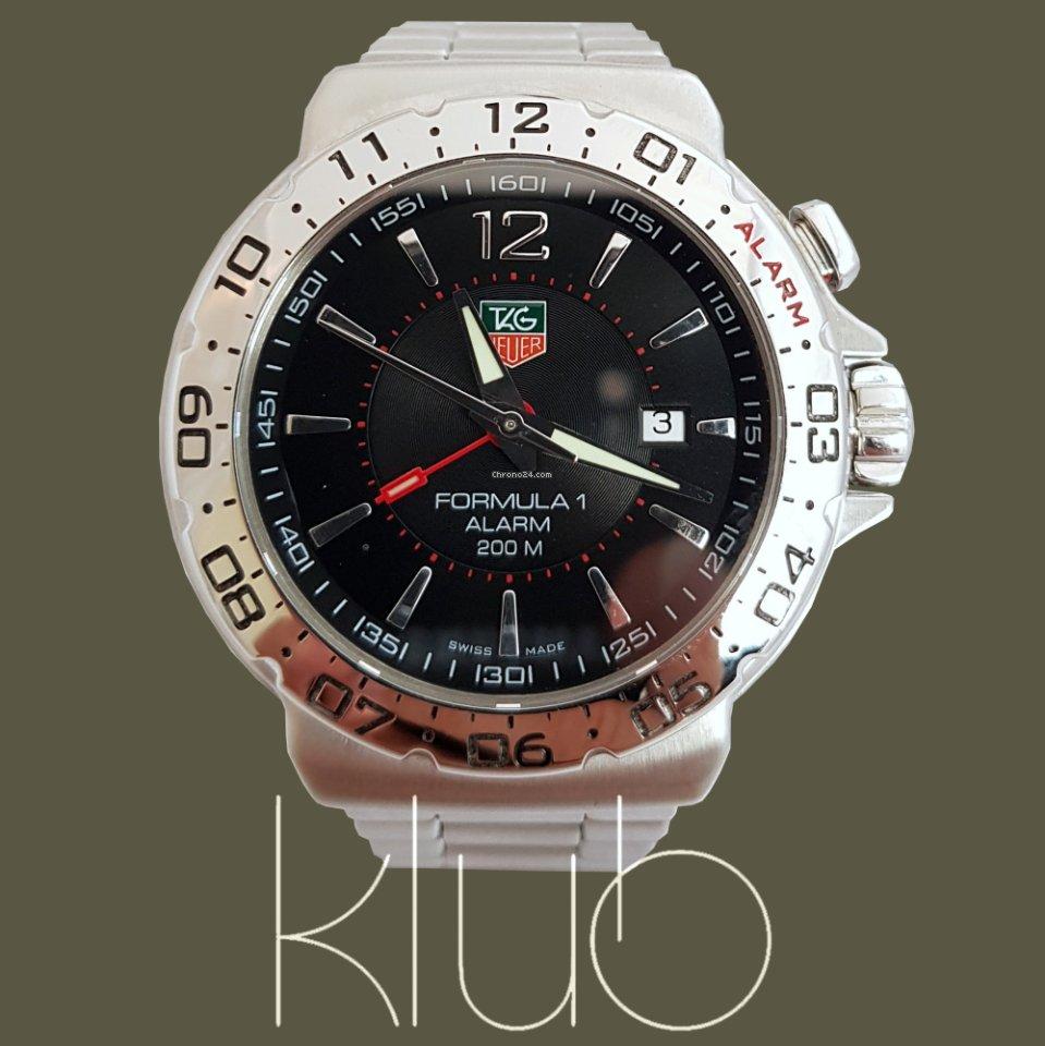 3a5dea77f6f TAG Heuer Formula 1 Quartz - Todos os preços de relógios TAG Heuer Formula 1  Quartz na Chrono24
