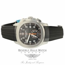 Patek Philippe Aquanaut Chronograph Stainless Steel