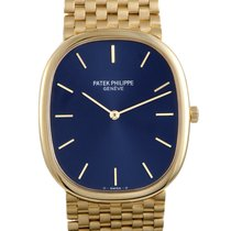 Patek Philippe Golden Ellipse Yellow gold Blue United States of America, Pennsylvania, Southampton