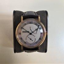 Breguet Classique Rose gold 38mm Silver Roman numerals