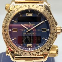 Breitling Emergency Yellow gold United States of America, New York, New York