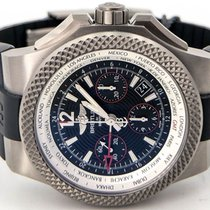 Breitling Bentley GMT new Automatic Chronograph Watch with original box and original papers EB043335