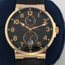 Ulysse Nardin Rose gold 41mm Automatic 266-66 pre-owned