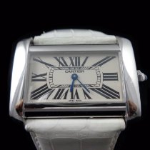 Cartier Tank Divan Steel 38mm United States of America, Connecticut, Greenwich