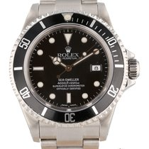 Rolex Sea-Dweller 4000 16600 2001 pre-owned