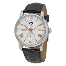 Montblanc new Automatic 42mm Steel Sapphire crystal