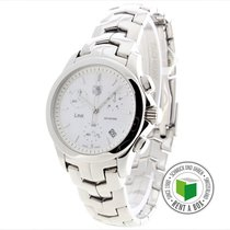 TAG Heuer Link Lady Staal 33mm Geen cijfers