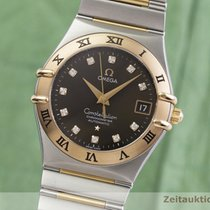 Omega Constellation Ladies Zlato/Ocel 35mm