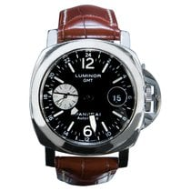 Panerai Luminor GMT Automatic OP VIII pam00088 pre-owned