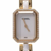 Chanel Or jaune 15mm Quartz H2435 occasion