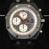 Audemars Piguet AP Offshore Jarno Trulli Limited with signature