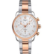Certina DS Podium Lady Damen Chrono C025.217.22.017.00