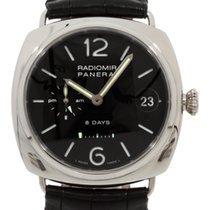 Panerai PAM00200 White gold Special Editions 45mm pre-owned United States of America, New York, Greenvale